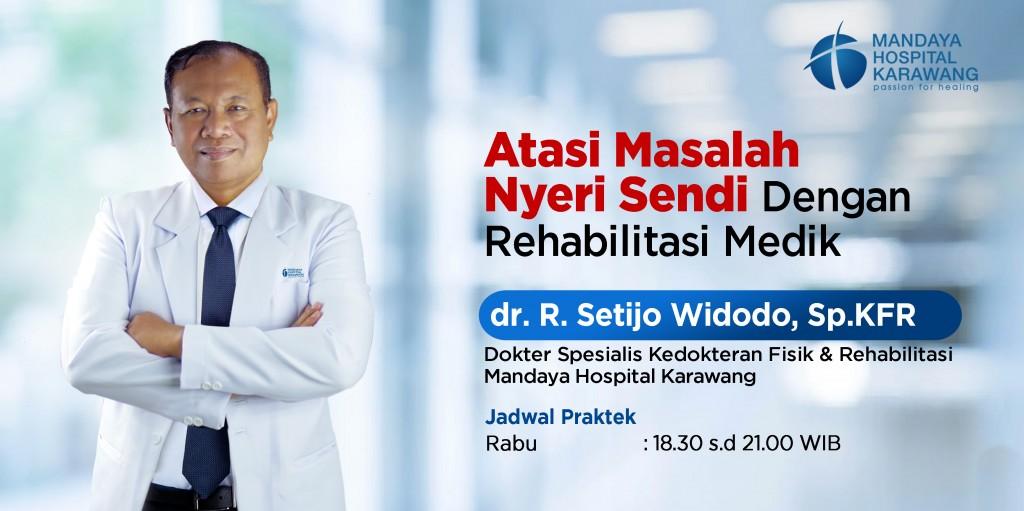 Atasi Masalah Nyeri Sendi Dengan Rehabilitasi Medik